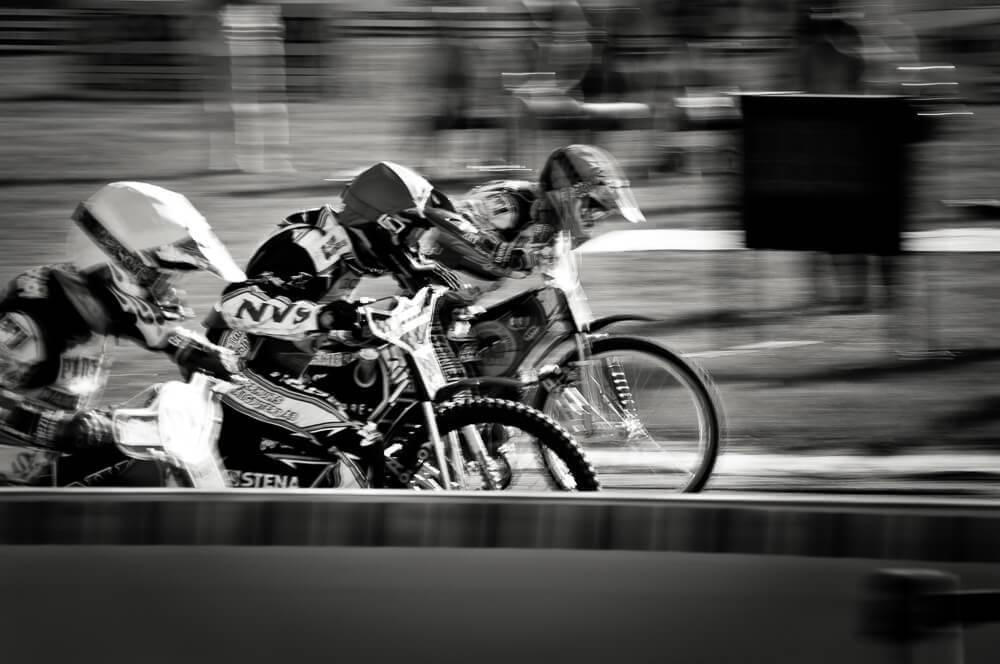 Speedway - zdjęcie wykonanie podczas meczu PSŻ - Start Gniezno