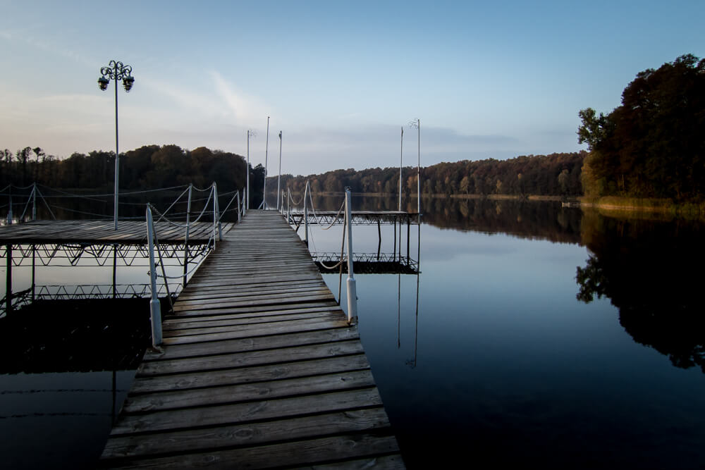 Wycieczka nad Jezioro Jankowskie