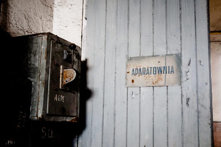 Gorzelnia Rolnicza w Łabiszynku - Aparatownia