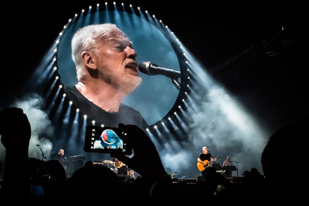 David Gilmour – niesamowity koncert w Polsce