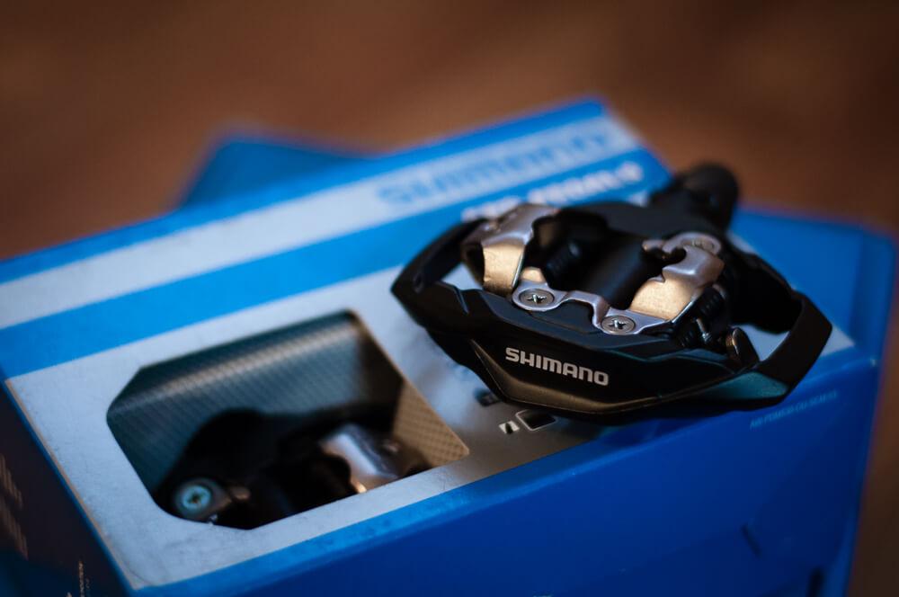 Shimano PD-M530 – recenzja pedałów SPD