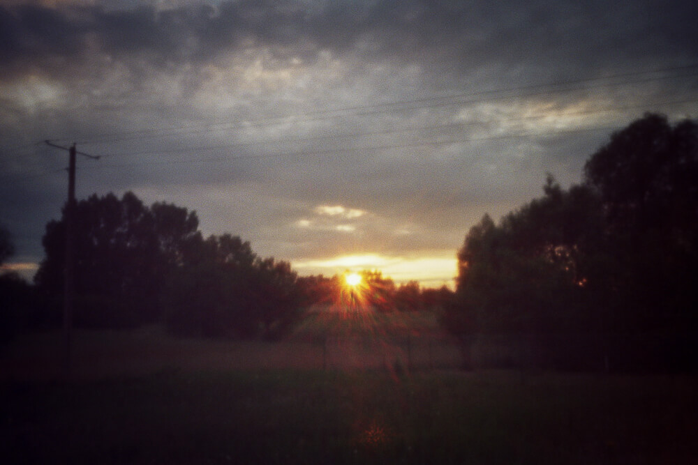 Fotografia otworkowa - krajobraz