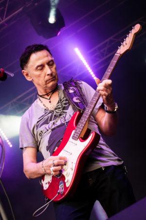 Gitarzysta Lady Pank - Jan Borysewicz