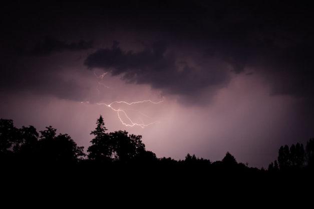 Burza nad Wielkopolską