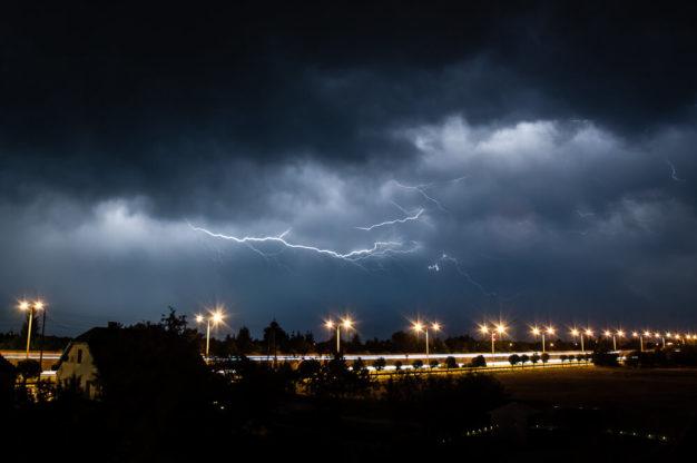 Burza nad Gnieznem