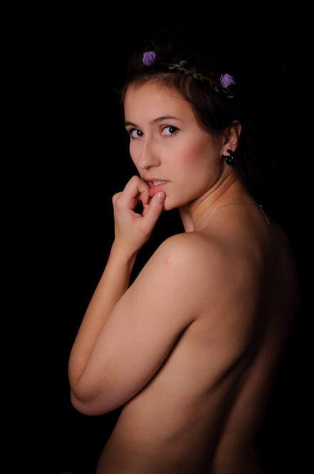 Modelka Agnieszka