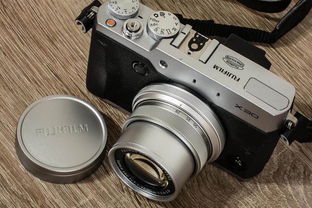 Fuji X30 – czy (nie) warto?
