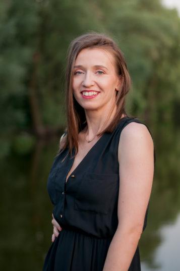 Sesja zdjęciowa nad Jeziorem Pakoskim - Portret