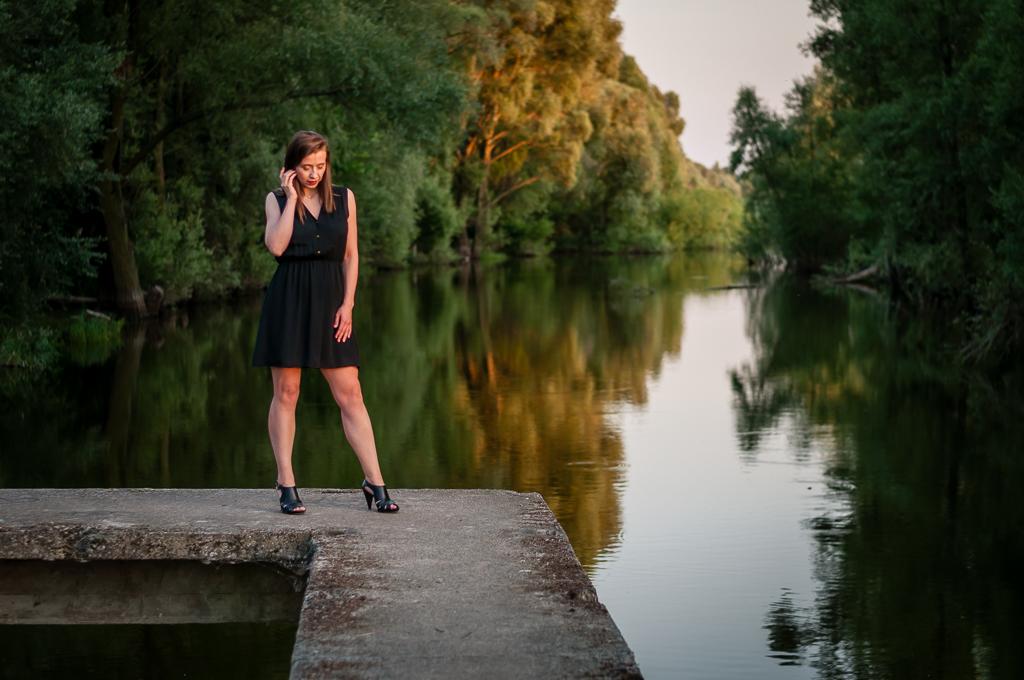 Jezioro Pakoskie - sesja zdjęciowa