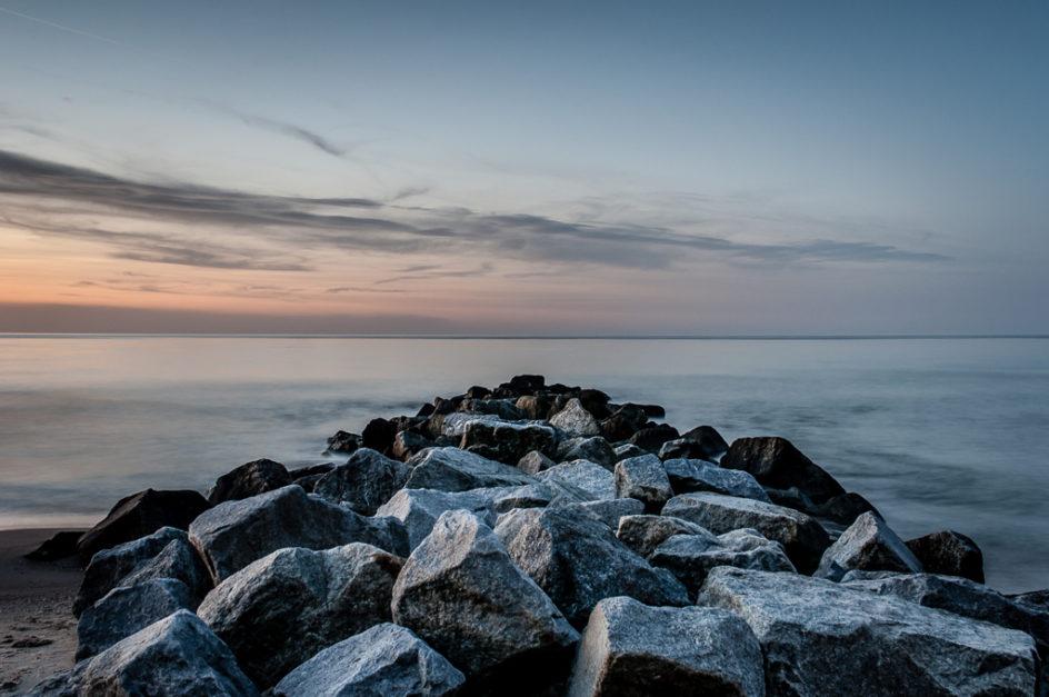 Morze Bałtyckie - Niechorze