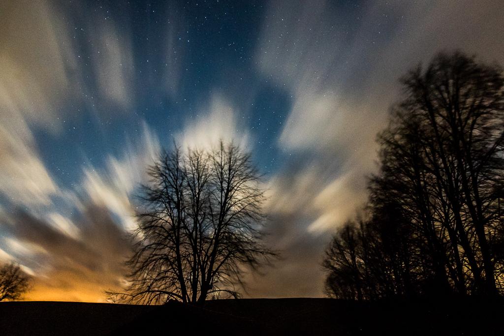 Fotografowanie nocą, czyli jak powstało to zdjęcie?