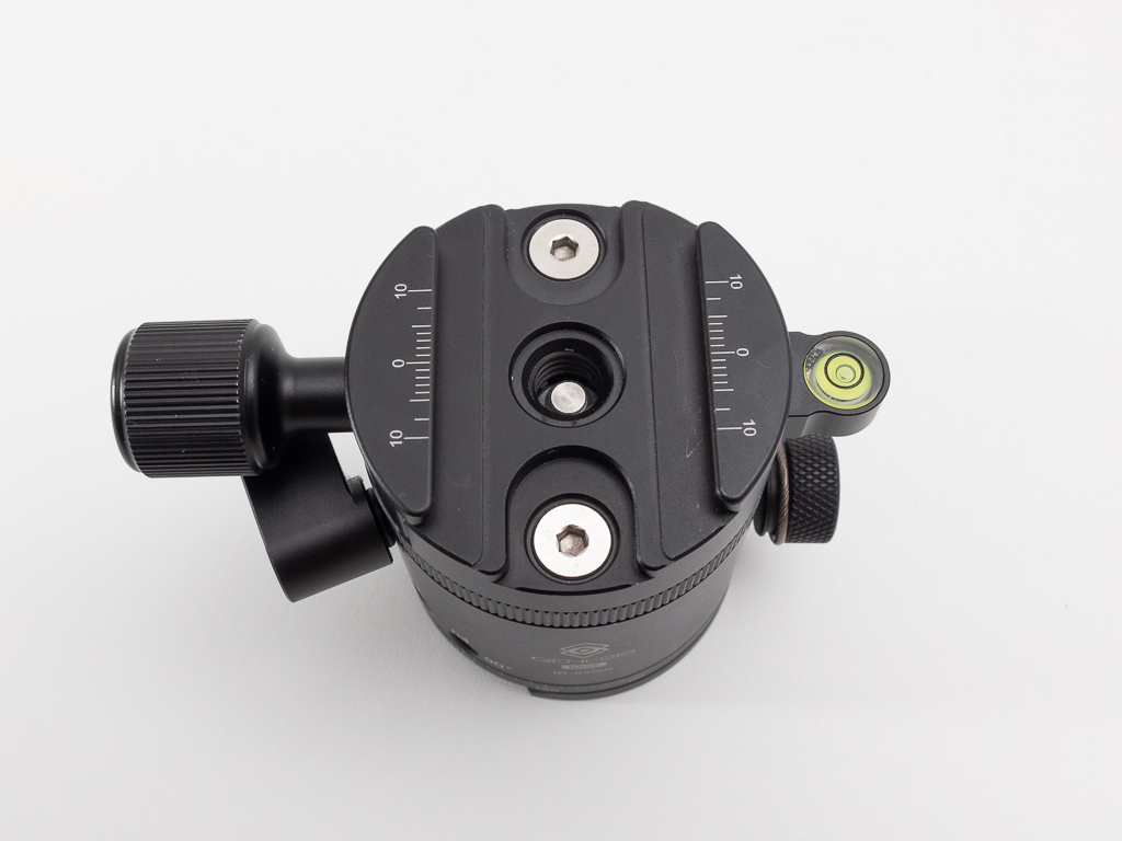 Genesis Gear IR-55QR - widok z góry